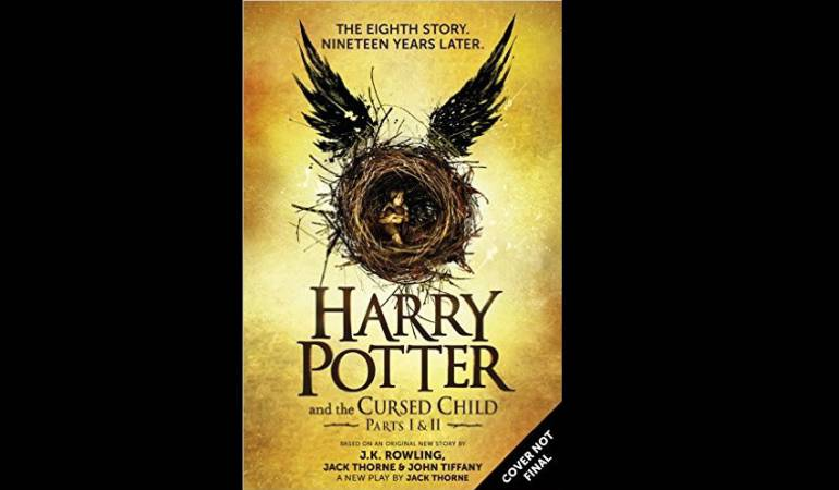 Ultimo Libro Harry Potter Harry Potter And The Cursed Child: Nuevo Libro De Harry