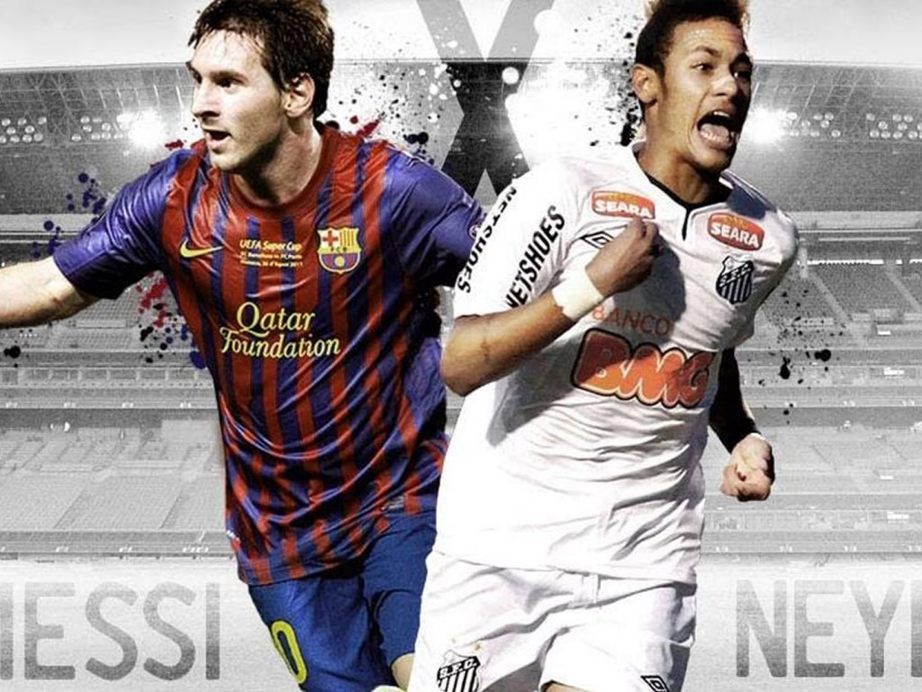 Bettwäsche Fc Barcelona Neymar And Messi Wallpaper Neymar Wallpapers