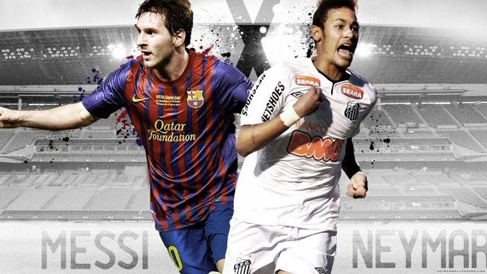 Messi Full Hd Wallpaper Neymar And Messi Wallpaper Neymar Wallpapers