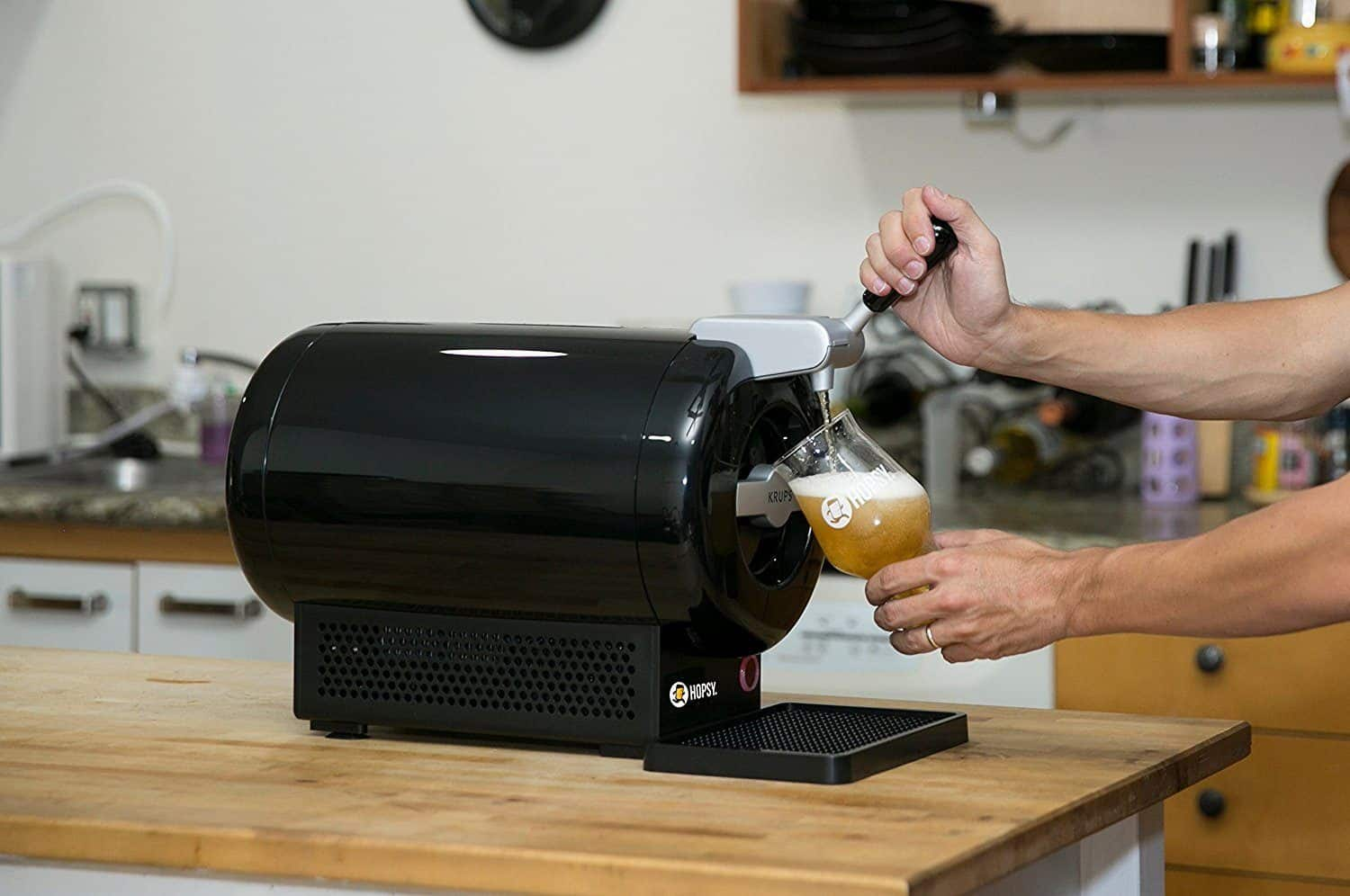 Countertop Beer Cooler And Tap Best Mini Kegerators Crack A Cold One