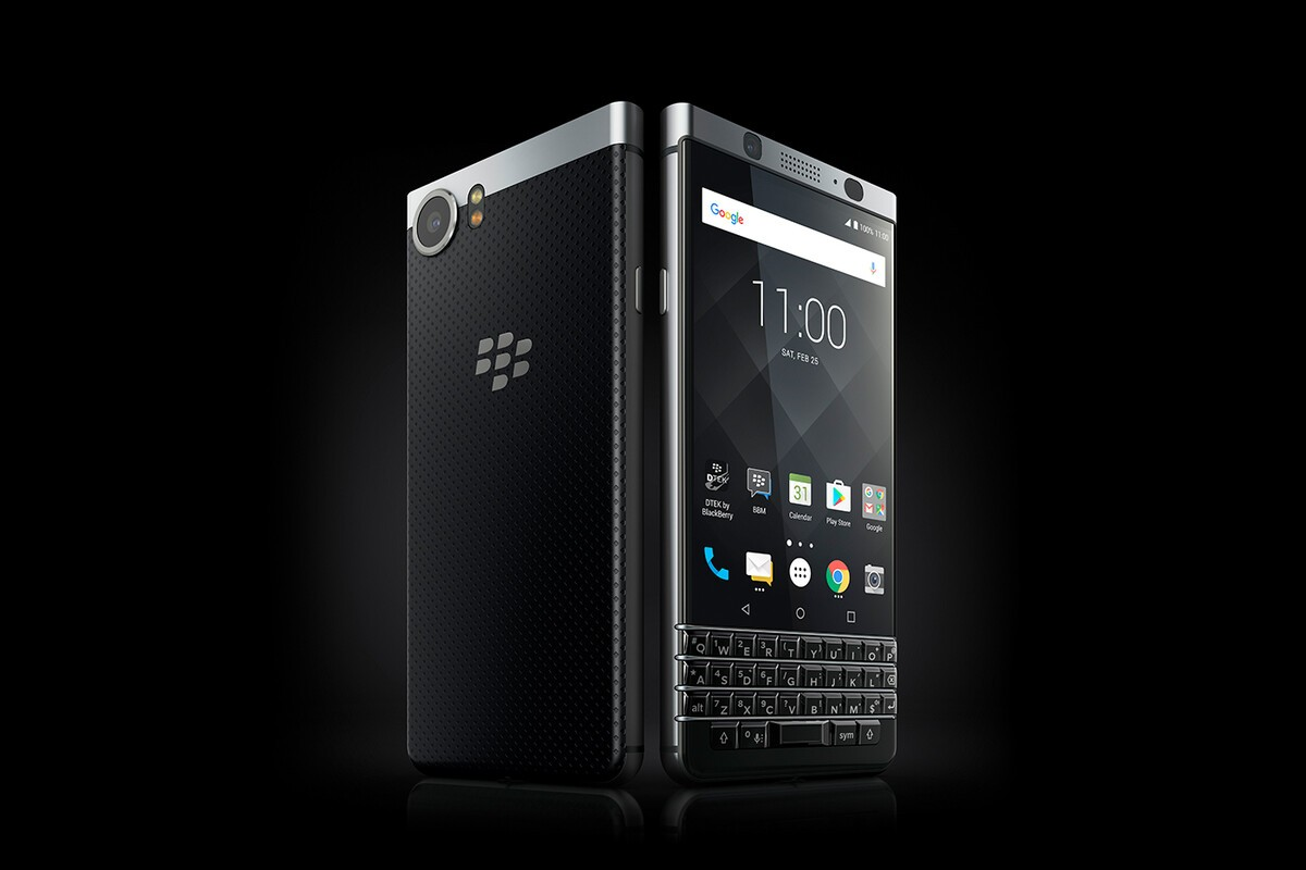Official blackberry keyone specs and features