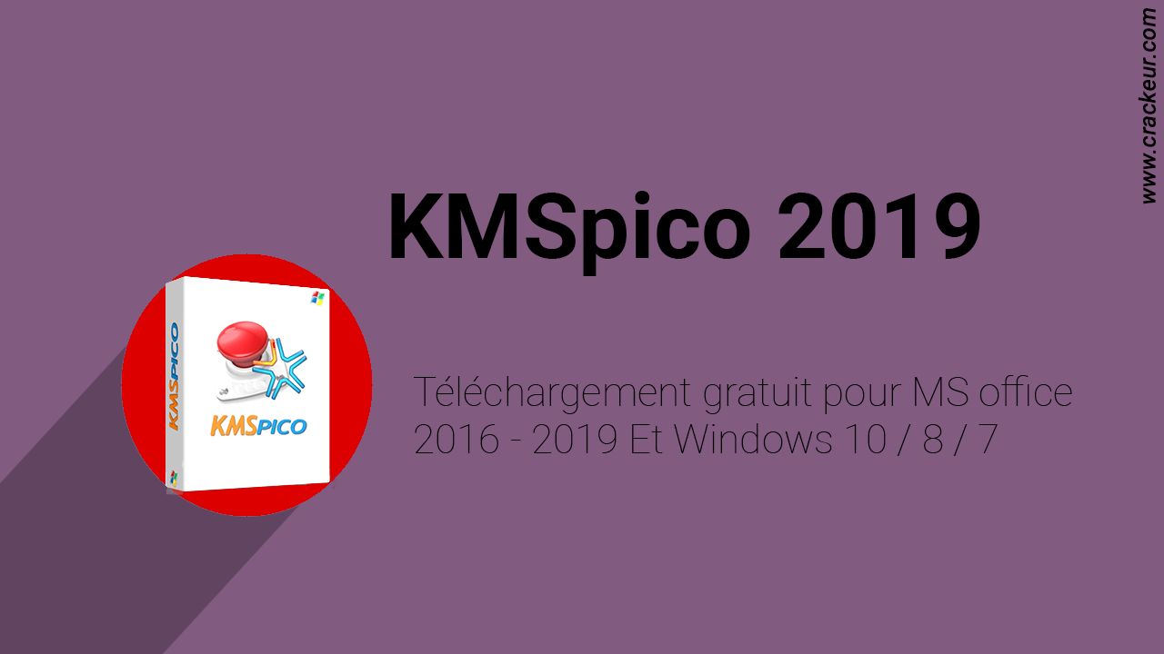 Office 2010 Gratuit A Telecharger Télécharger Kmspico 2019 Portable Gratuit Crack De Windows 10