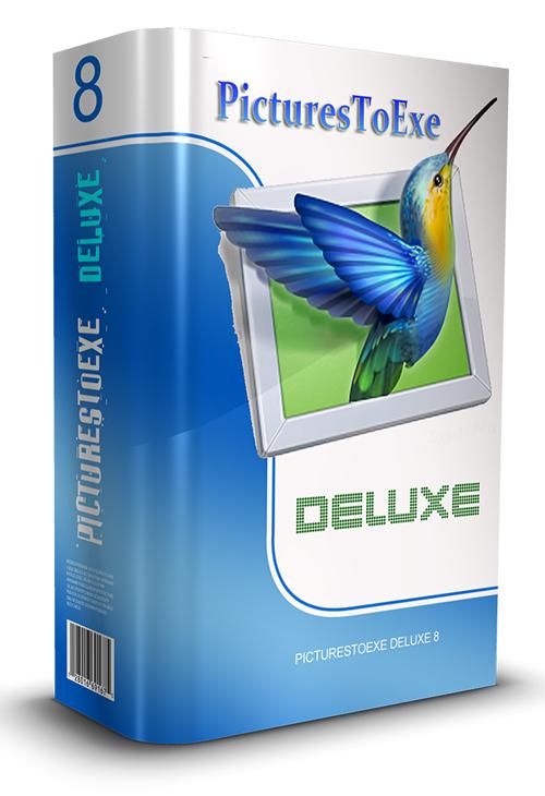 Resultado de imagen de PicturesToExe Deluxe