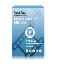 Resultado de imagen de FonePaw Video Converter Ultimate