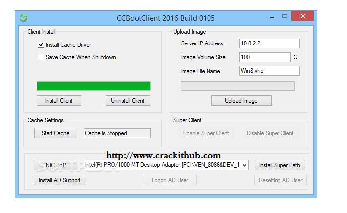 Diskless Ccboot Crack 2018 License Key Download Here