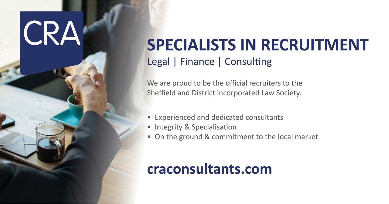 Accountancy Recruitment Agencies Cra Consulting Legal Financial Recruitment Agency Sheffield