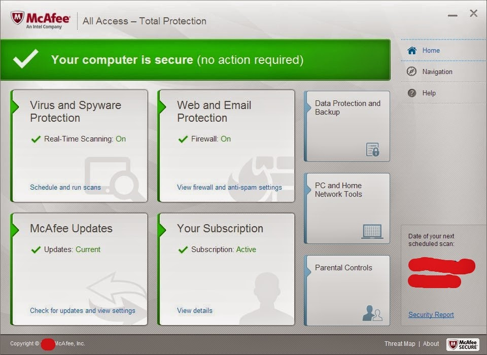 Mcafee Internet Security 2015 Crack Amp Serial Key Full Version