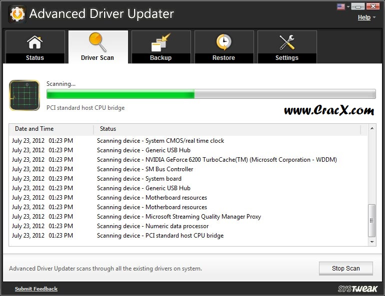 advanced driver updater serial key