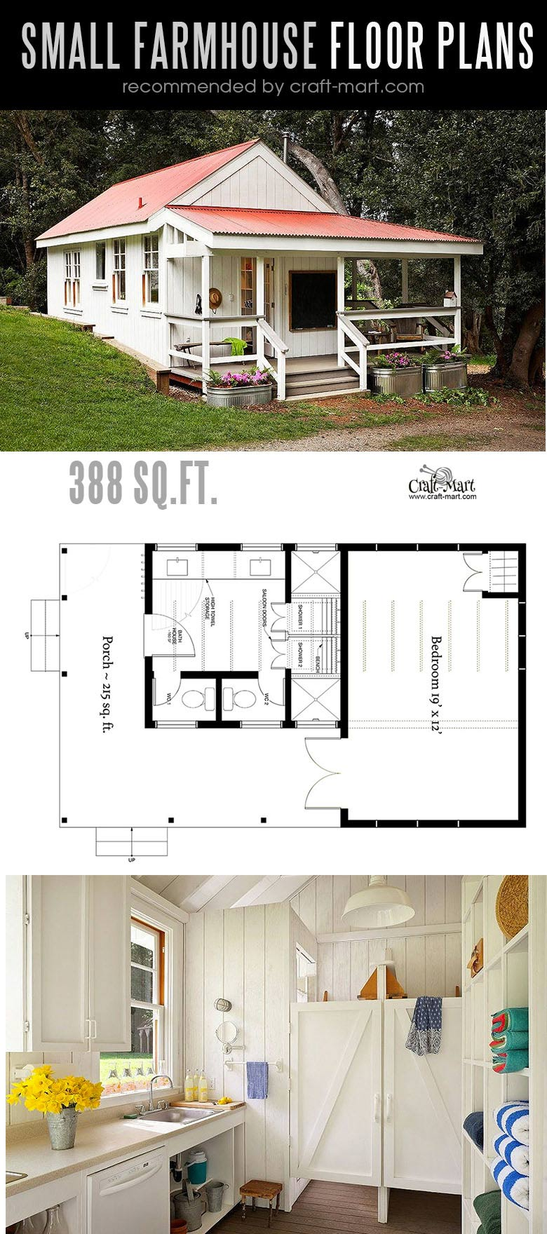 Summer Kitchen Design Plans Small Modern Farmhouse Plans For Building A Home Of Your Dreams