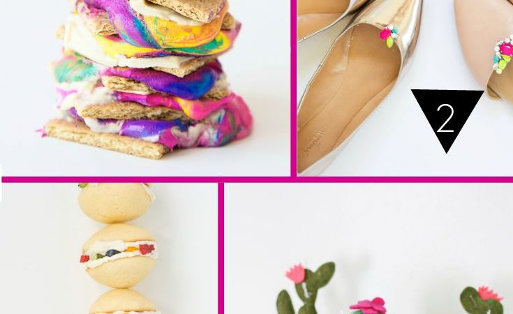 Friday Favorites: Tie Dye S'mores and more!