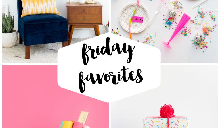 Friday Favorites: Version 9