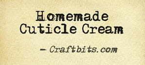 homemade-cuticle-cream