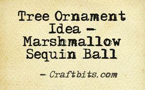 marshmallow-sequin-ball