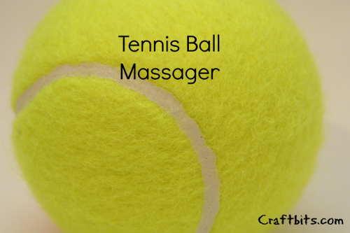 Tennis Ball Massager