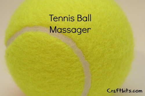 Tennis Ball Massager