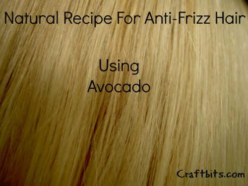 anti-frizz-hair-avocado