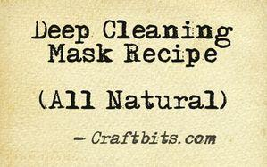deep-cleaning-mask-recipe