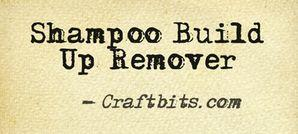 Shampoo Build Up Remover