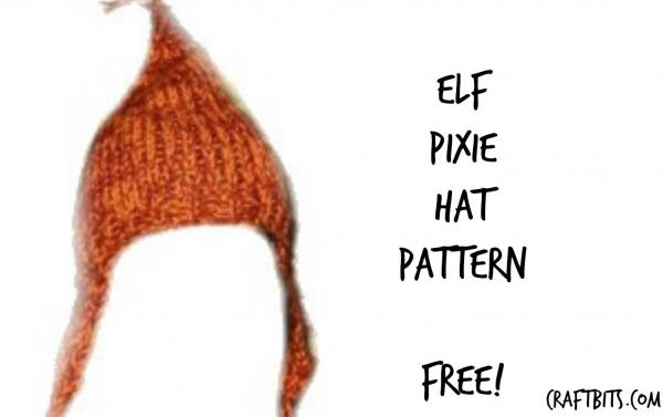 Elf Pixie Hat