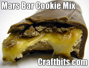 Mars Bar Cookie Mix