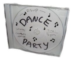 CD Invitation