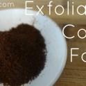 Coffee Exfoliating Facial
