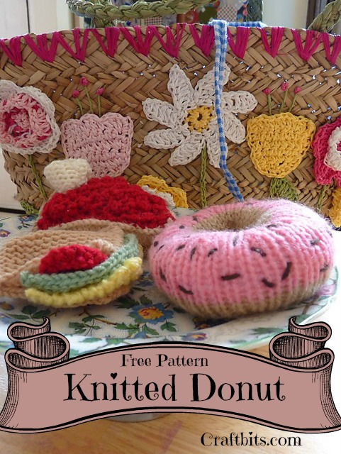 Doknit (Knitted Donut)