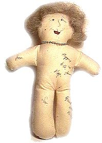 Over The Hill Signature Doll