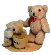 How To Make Your Own Honey Teddy Bear