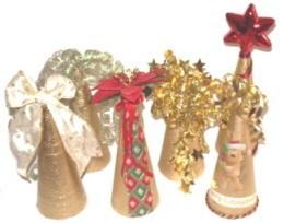 cone-ornaments