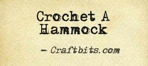 Crochet A Hammock