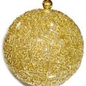 beaded-gold-ball-tree-ornament