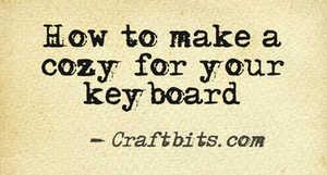 Keyboard Cozy