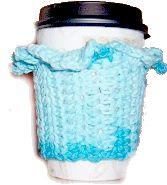 Coffee Cup Cozies: Crochet Pattern