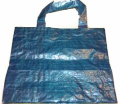 Tarp Shopping Bag