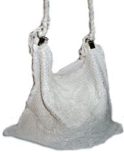 No Sew: Cushion Cover Shoulder Bag