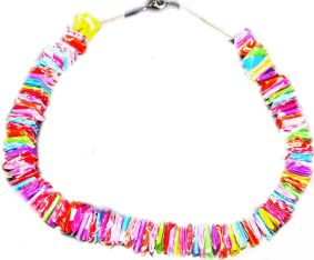 Starburst Wrapper Necklace