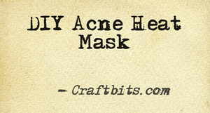 acne-heat-mask
