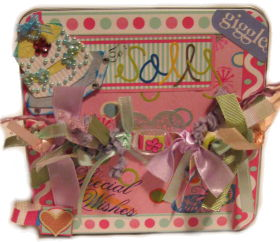 Altered Tin – CD Gift Box