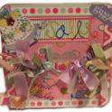 Altered Tin - CD Gift Box