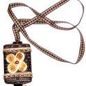 Altered Matchbook - Card Necklace