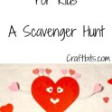 Valentine's Day Scavenger Hunt