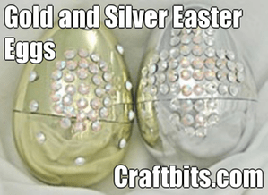 Swarovski Easter Eggs