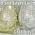 gold-silver-easter-eggs