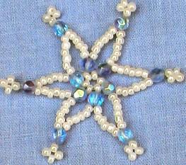 beaded-star-tree-ornament