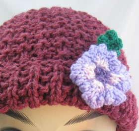 knitted-flower-for-beanie