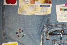 denim-jeans-memo-board