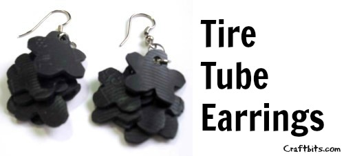tire-tube-earrings