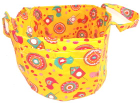 Trendy Fabric Basket