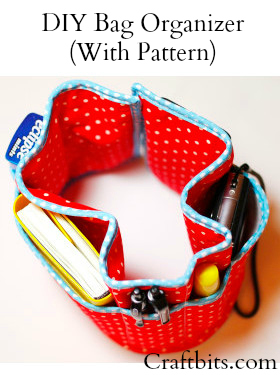DIY Bag Organizer